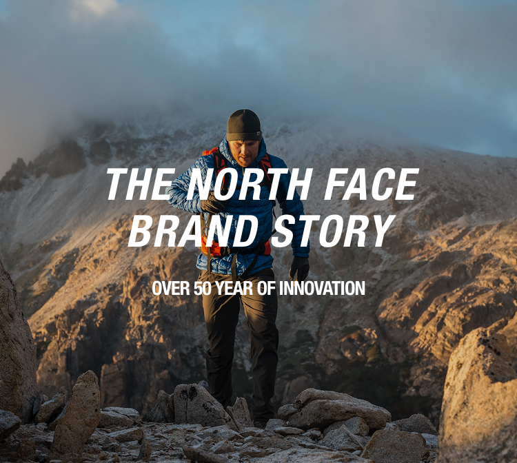 the north face brand story